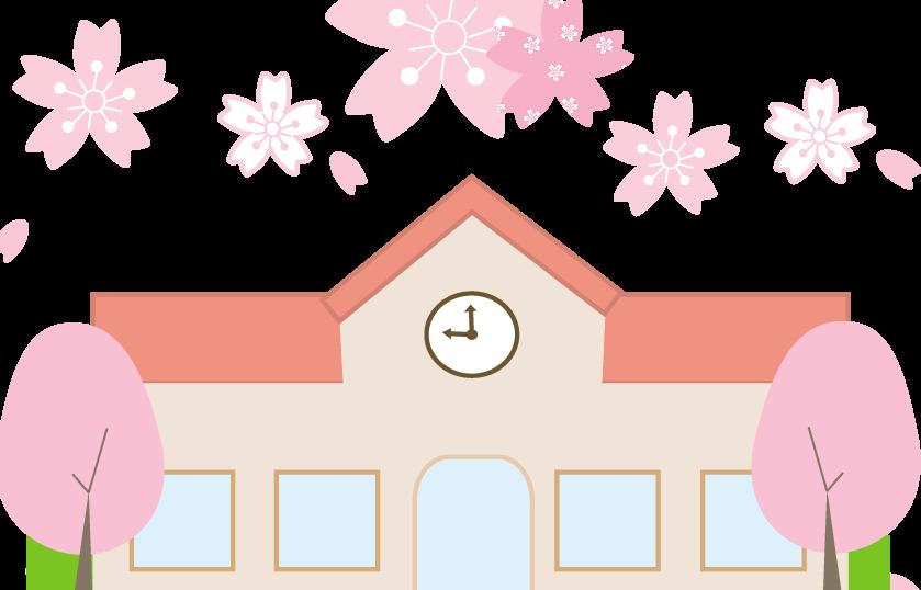 春の入園式