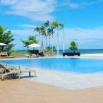 セブ島のホテルプール