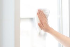 産後実家に帰らないママのための掃除方法イメージ