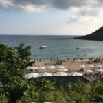 墾丁(ケンティン)のビーチ