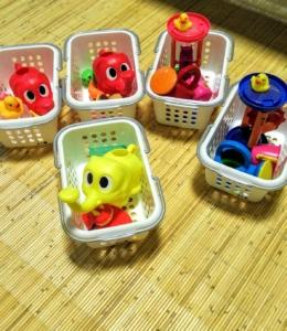 京都玉の湯の子供用おもちゃ