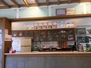墾丁(ケンティン)国家森林公園の売店
