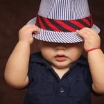 0歳の男の子の保育園入園式の服装