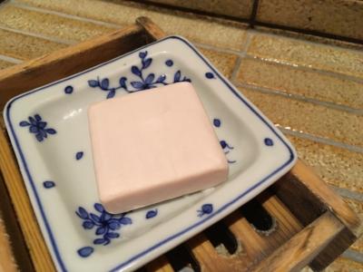 京都俵屋旅館石鹸