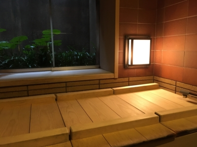俵屋旅館公式のお風呂