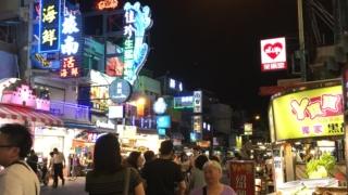 墾丁(ケンティン)の夜市