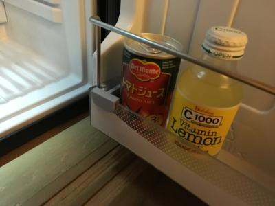 俵屋旅館公式の冷蔵庫