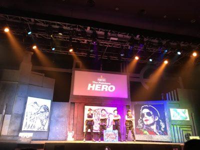 韓国ペインターズHEROの写真
