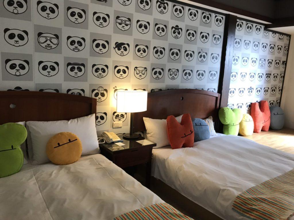 台湾のビーチリゾートYOHOホテル