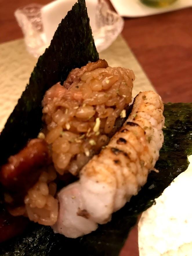 フォアグラ寿司