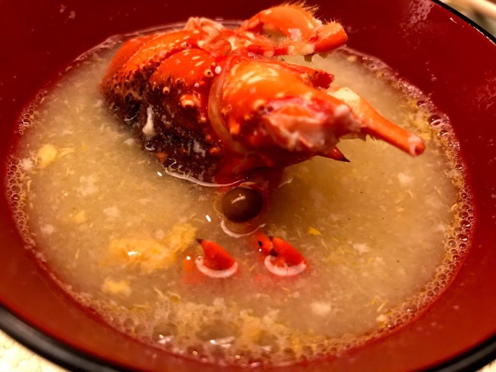 雑魚やスープ